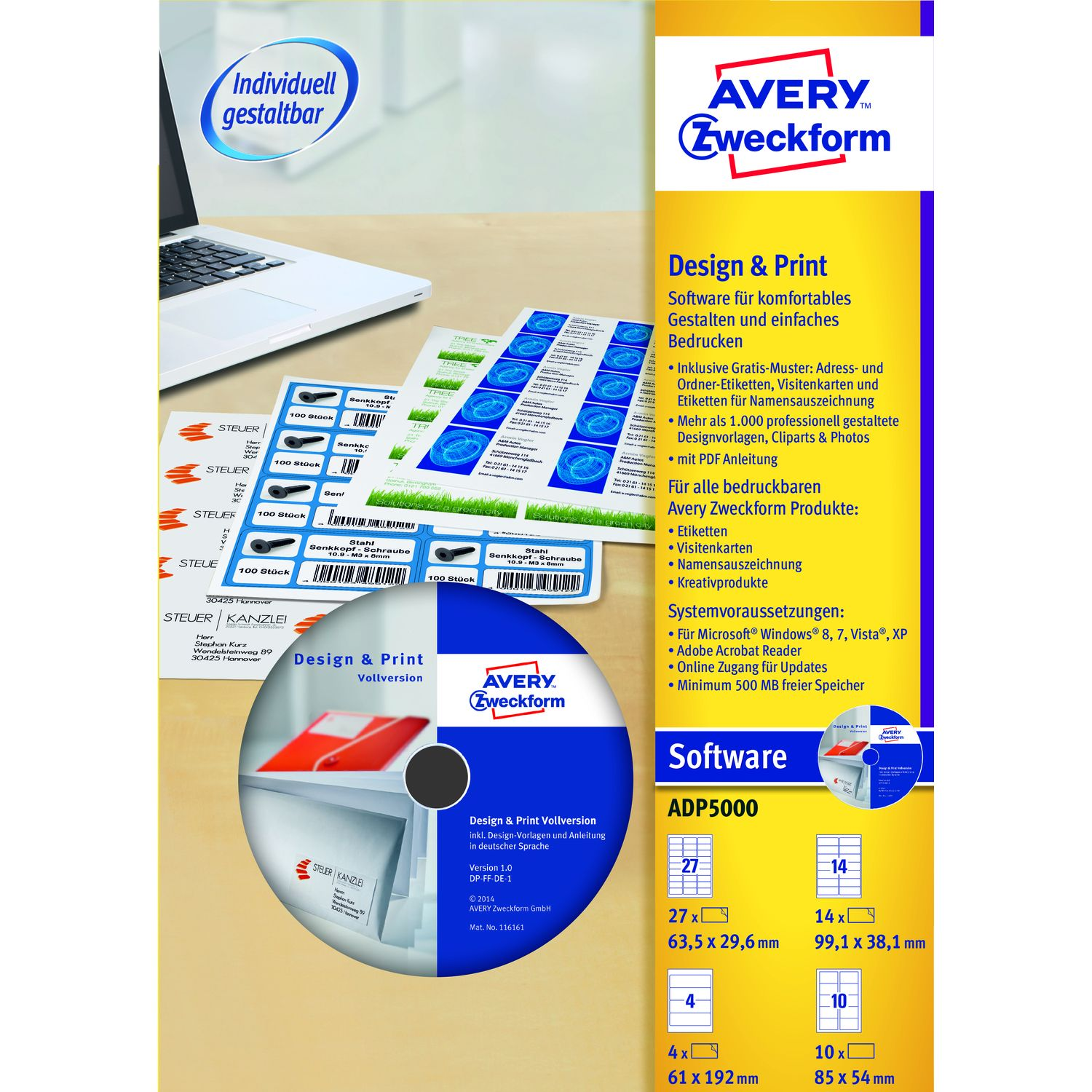 Avery Design Pro Software For Mac